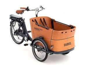 BABBOE 電動輔助自行車