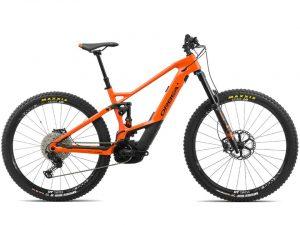 ORBEA Wild FS M10 電動自行車