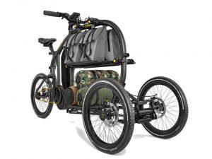 Stroke_Cargo Trike 電動自行車