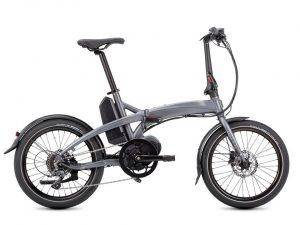TERN_Vektron D8電動自行車